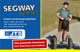Segway Tours JTS-Events